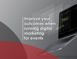 Five ways to maximise digital marketing for your events