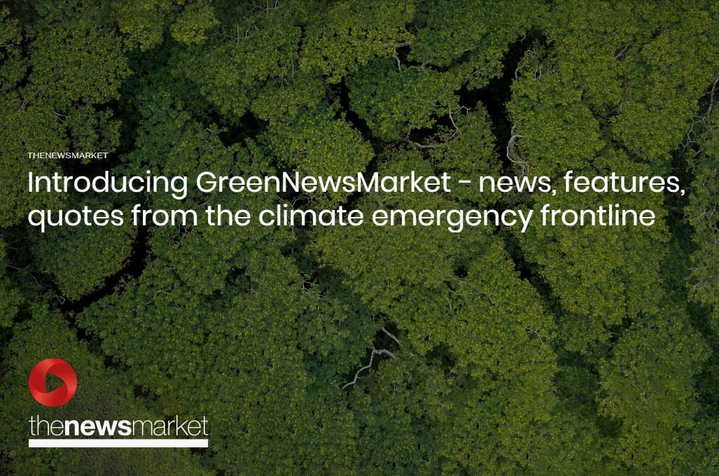 GreenNewsMarket - eco news