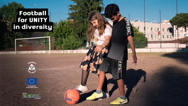 Football combats all forms of discrimination