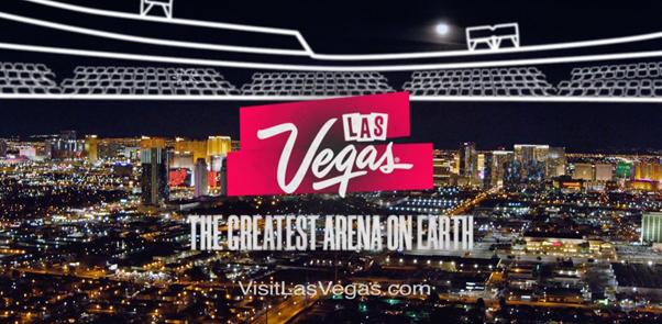 Las Vegas celebrates sports