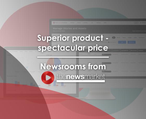 Superior product – spectacular price